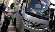 350 bus bantuan dari Dishub DKI untuk pemudik