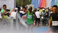Jakarta Marathon, sejumlah gerbong tol ditutup