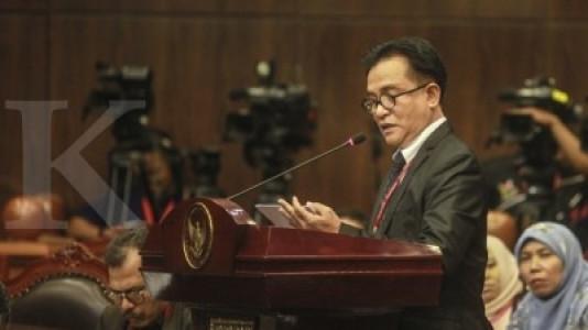 Yusril cabut status pihak terkait lawan Ahok di MK