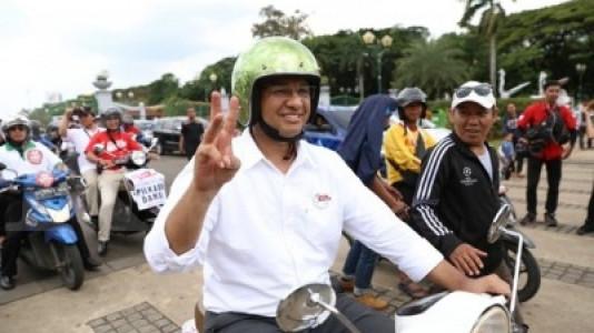 Kampanye Anies-Sandi sudah habiskan Rp 19 miliar