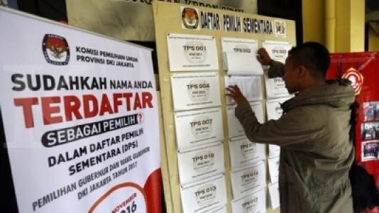 KPU DKI: Pemilih di Jakarta 7,1 juta orang