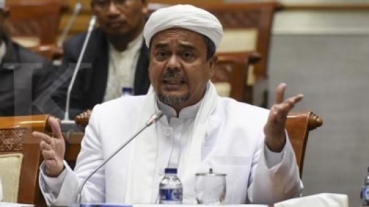 Rizieq: Saya berikan warning akan kebangkitan PKI
