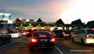 Traffic tol Tangerang Merak tumbuh 4,69% di H1