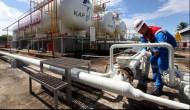 Pembangunan pipa gas ruas Grissik-Pusri dimulai