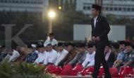 Jawab kuis, mahasiswa UGM tagih sepeda ke Jokowi