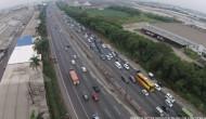 Urai kepadatan, contraflow tol Jakarta-Cikampek