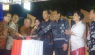 Resmikan Simpang Susun, Jokowi Puji Ahok-Djarot