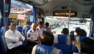 Naik Transjakarta, Bekasi-Senayan hanya 1 jam