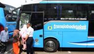 Menhub incar 30% warga pindah ke transportasi umum