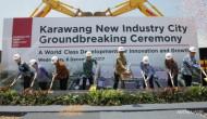 Pengembangan Karawang New Industry City dimulai